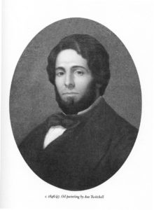 Herman Melville, the author of Moby-Dick