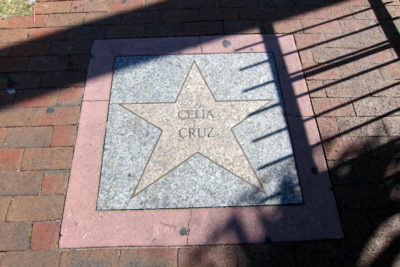 Celia Cruz Walk Of Stars Photo
