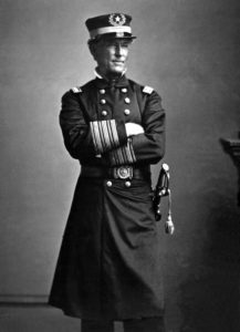 Admiral David Farragut, Civil War Hero